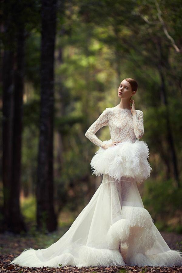 Wulfilas Message - GEORGE WU | Popular wedding dresses