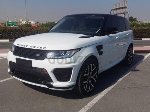 Used Car Land Rover Range Rover Sport In Dubai Uae For Sale
