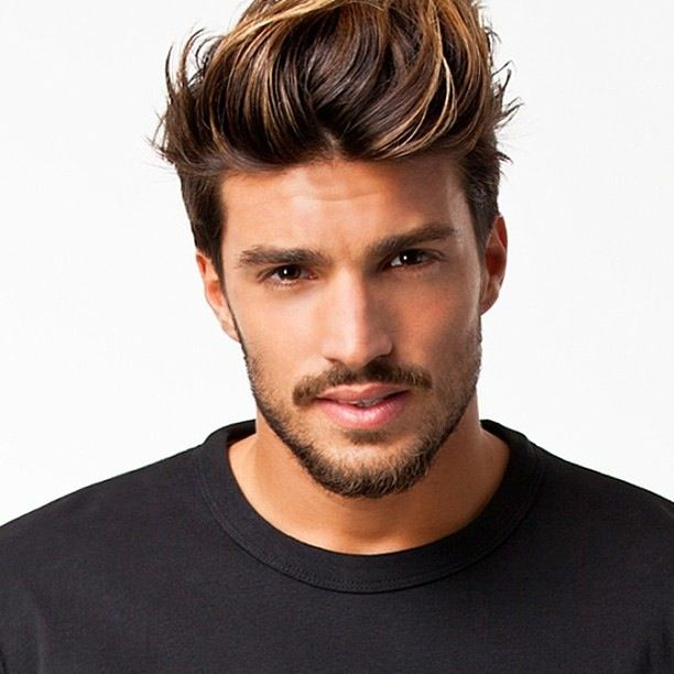 Sexy guy hair styles