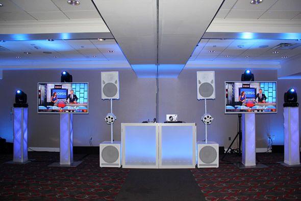 After Hours Music And Entertainment Long Island Weddings Wedding Dj Setup Dj Setup Dj
