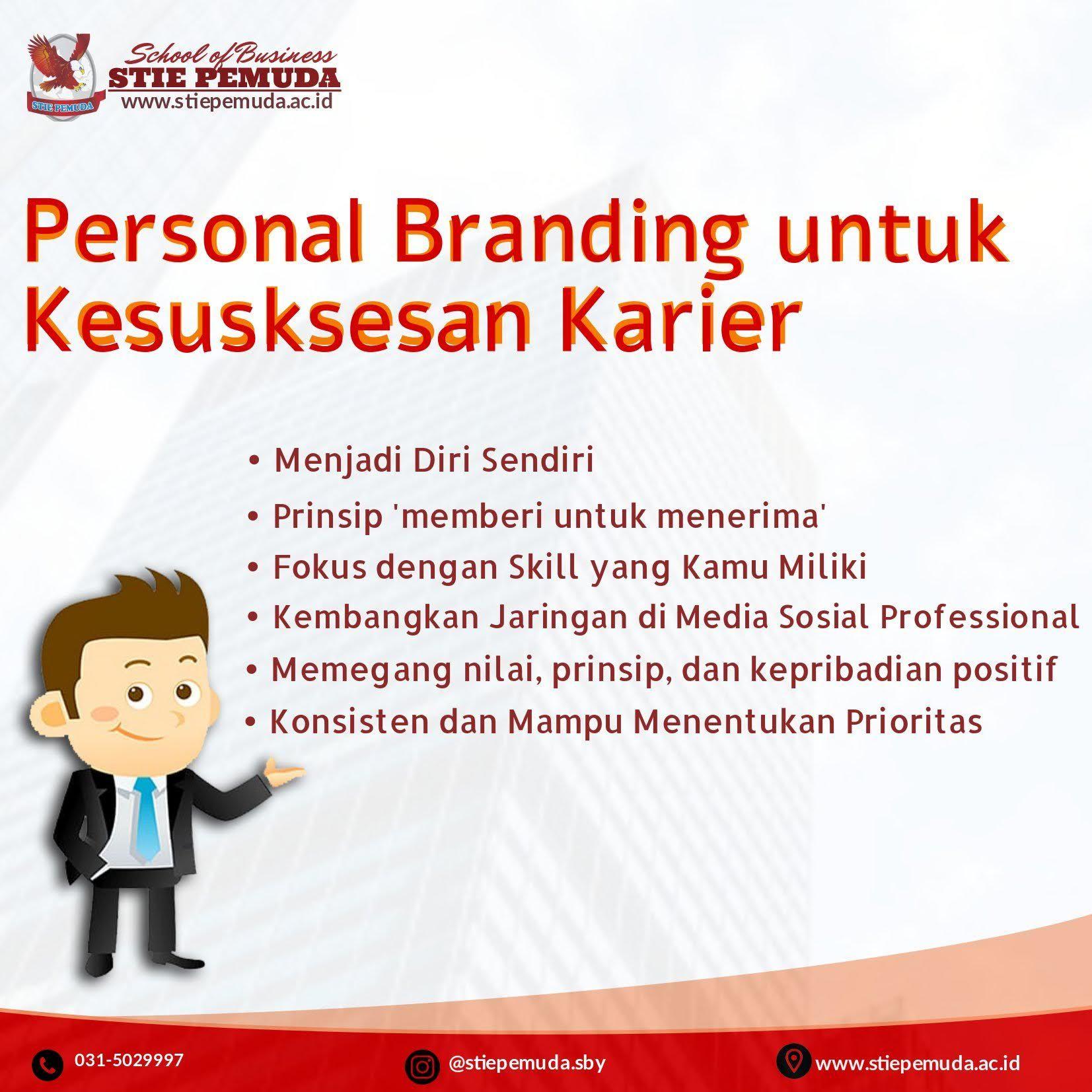 Personal Branding Personal Branding Branding Motivasi