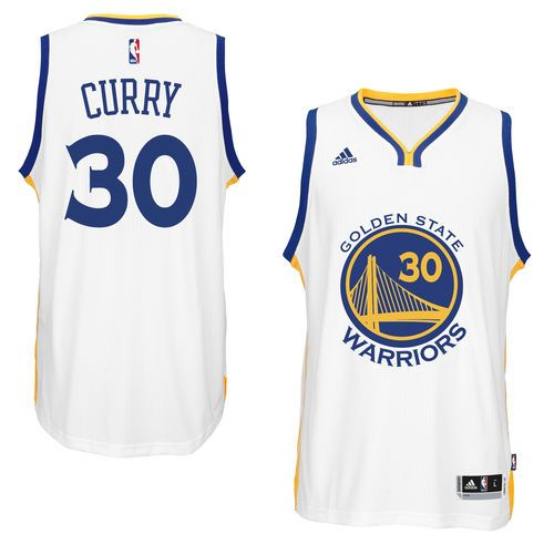 pretty nice 1b634 e7838 Stephen Curry Golden State Warriors adidas Player Swingman ...