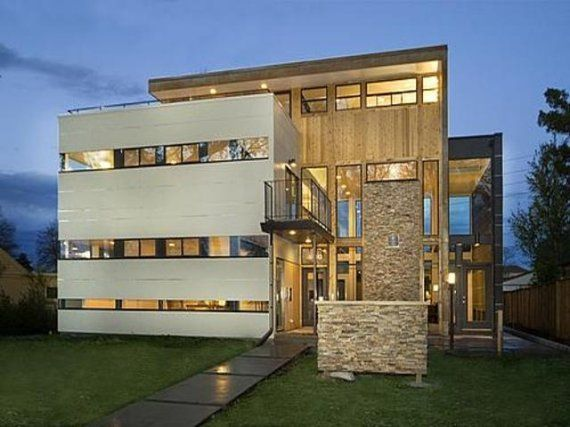 Luxury Modern Home In Denver Colorado Colorado Architecture