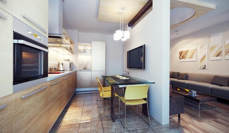 Moderne keukens u de meest functionele ontwerpen keuken