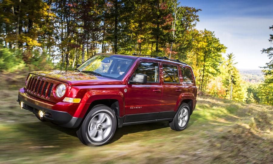 2014 Jeep Patriot Latitude review notes (With images