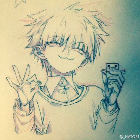 Killua Zoldyck Hunter X Hunter Personagens De Anime Tudo Anime