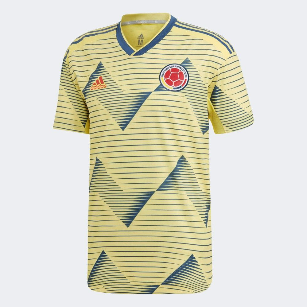 Colombia 19 20 Home ก ฬา