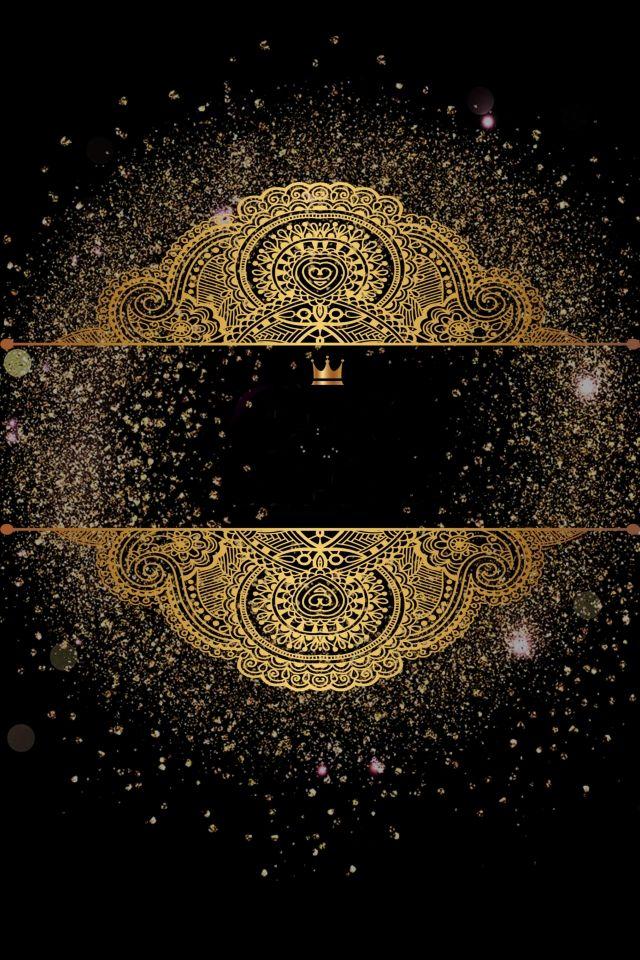 Gold Pattern Background en 2020 Logotipo artístico