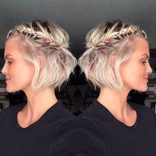 Alternatives Cute Braids for Short Hair