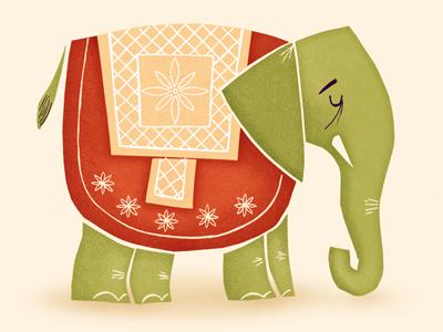 Elephant   Elephant illustration, Elephant logo, Elephant