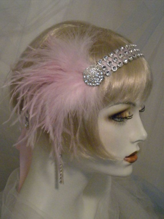 Hey, I found this really awesome Etsy listing at https://www.etsy.com/listing/205902242/1920s-headpiece-flapper-headband-gatsby