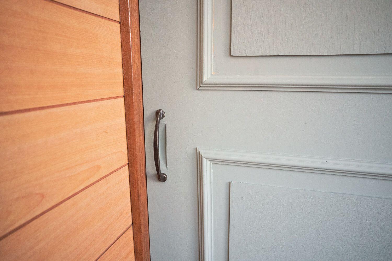 襖 ふすま ドアを洋風にリメイクしてみる 2020 襖 ドア
