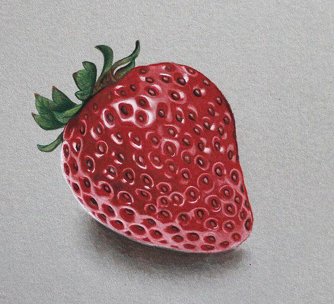 Couleur Dessin Au Crayon Fruits Coloriage Pinterest Dessin