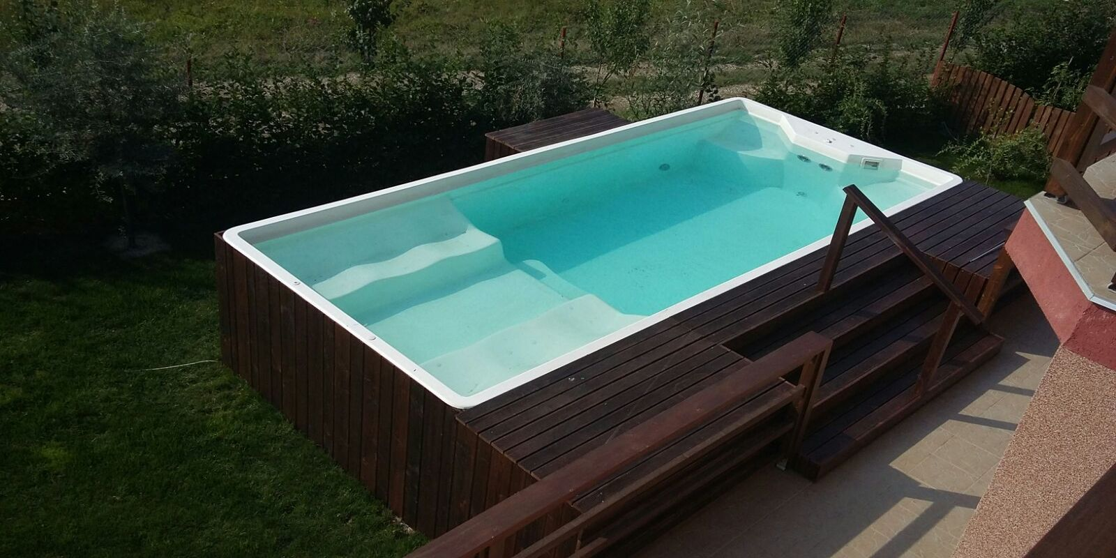 HYDROMASSAGE TUBS RELAXATION We are the first and only manufacturer ...