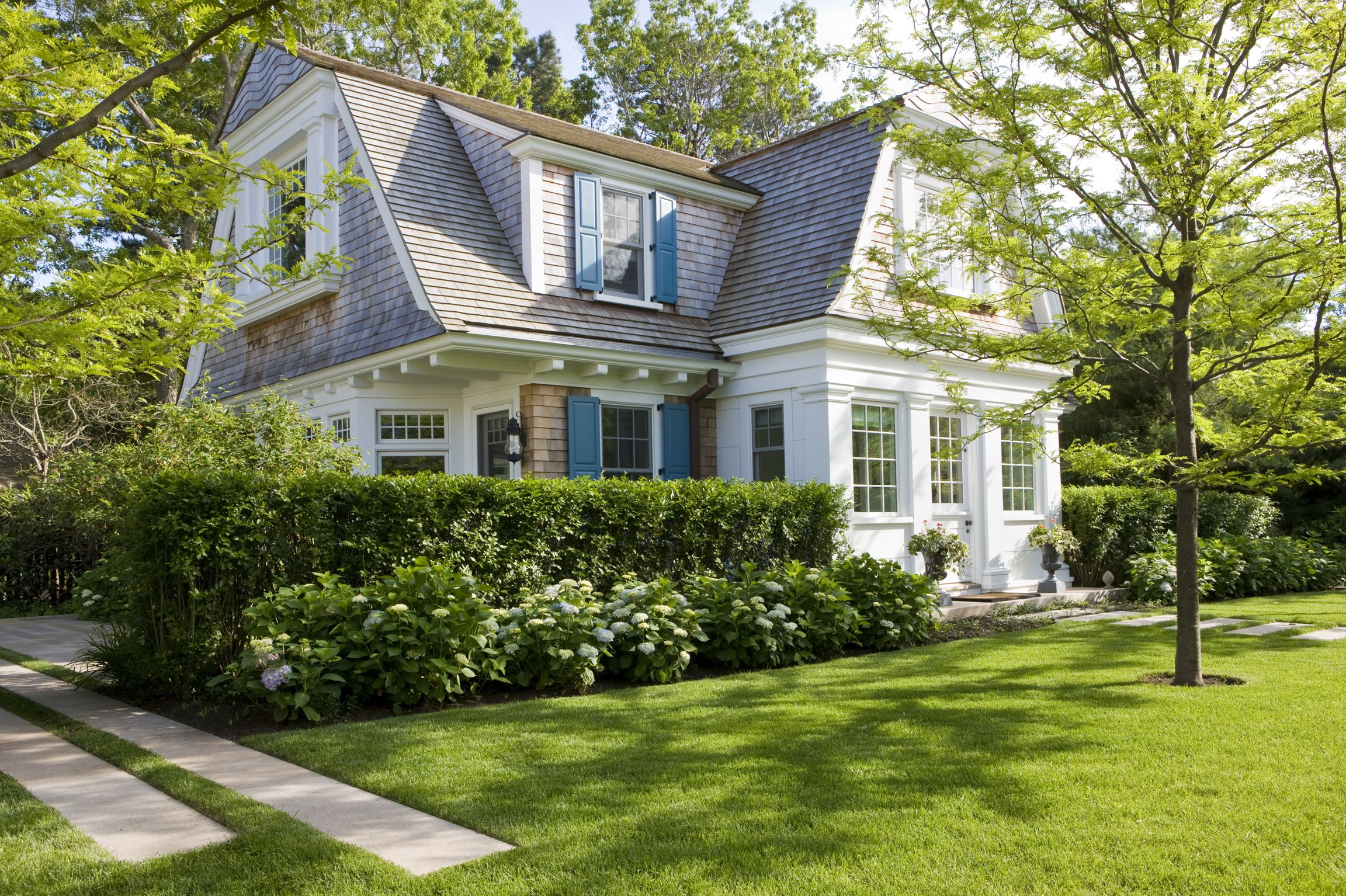 Charming Guest House - Catalano Architects Inc. - Photo: Gordon Beall