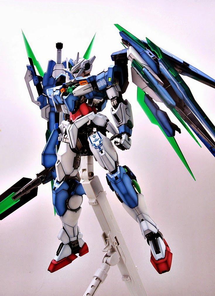 MG 1/100 00 Qan[T] - Customized Build