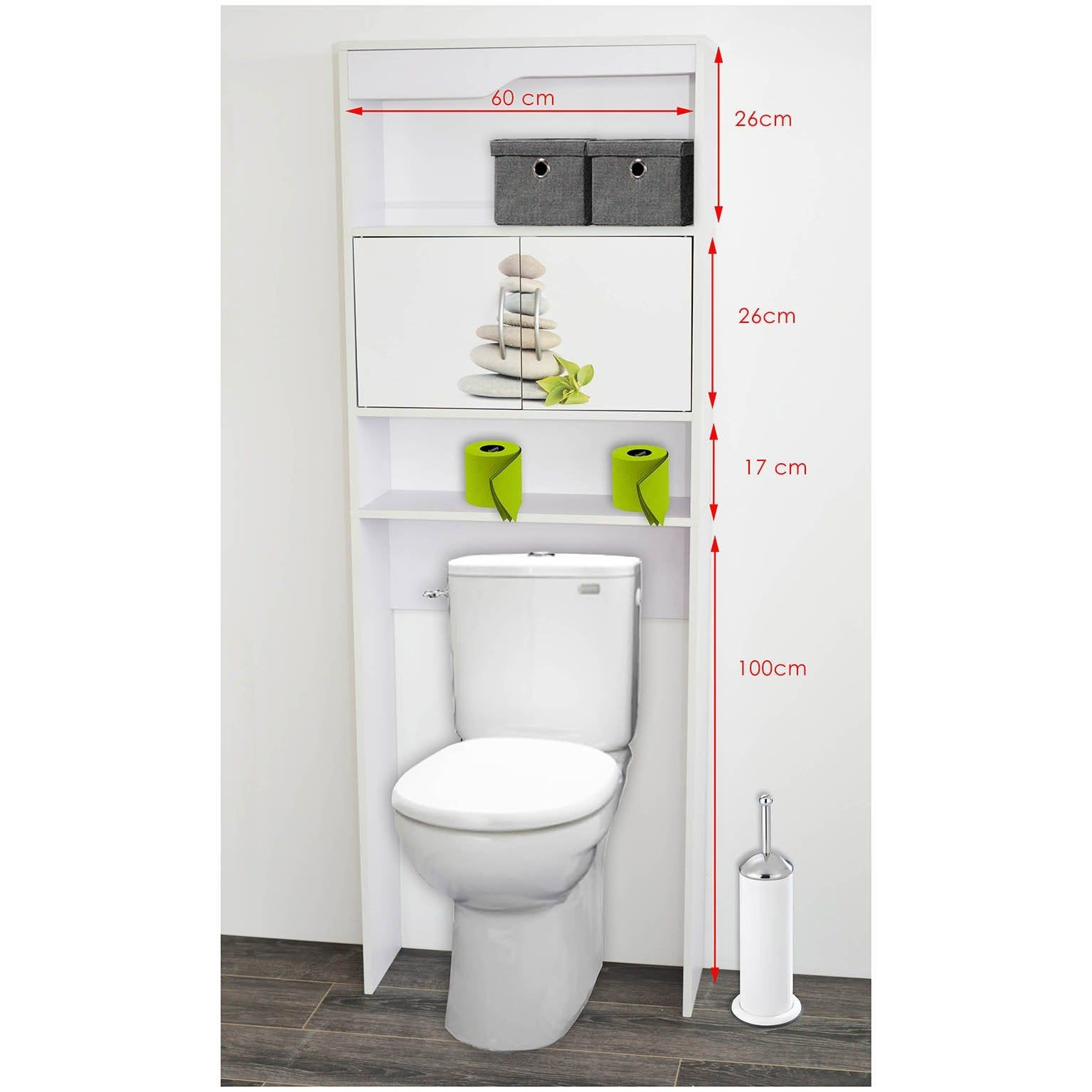 Meuble Toilette Leroy Merlin