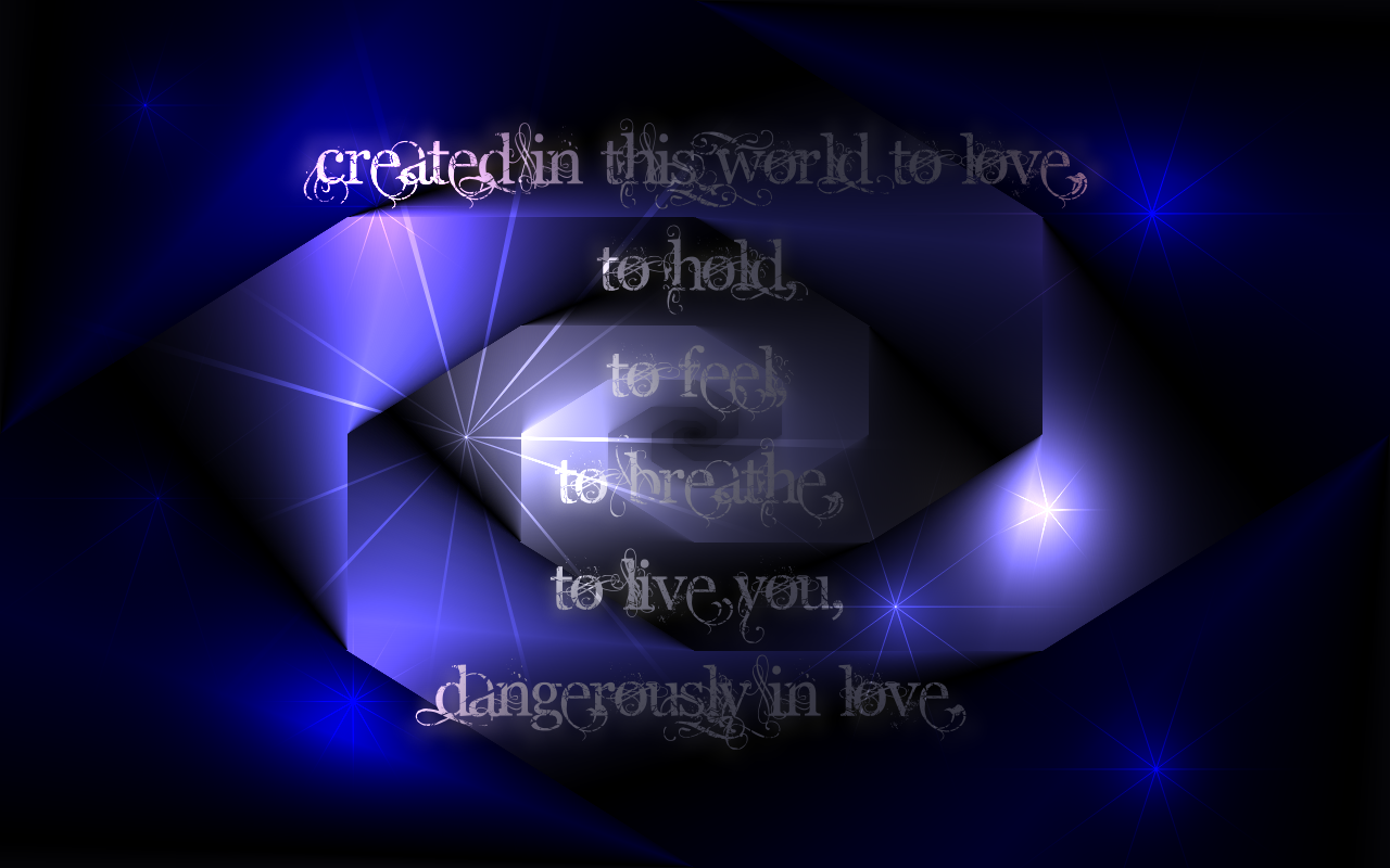Sayings About Fate and Destiny | Dangerously In Love - Destiny's Child Song Lyric Quote in Text Image