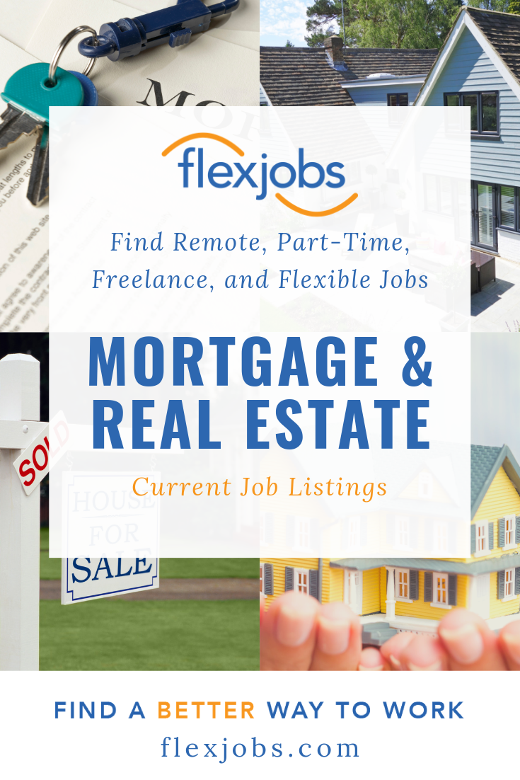Real Estate And Mortgage Careers Involve The Transfer Of
