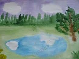 Картинки по запросу рисование для детей красками