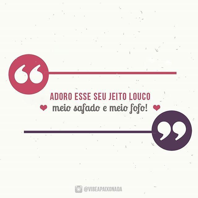 frases #status #namoro #mozão #amor Clique em visitar e confira as - graphic design quote template