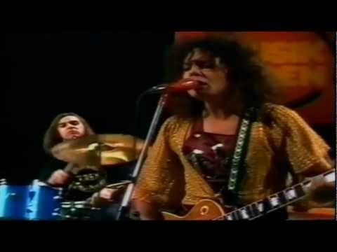 "T.Rex "" Buick Mackane "" Live Studio 1973 Germany - YouTube"