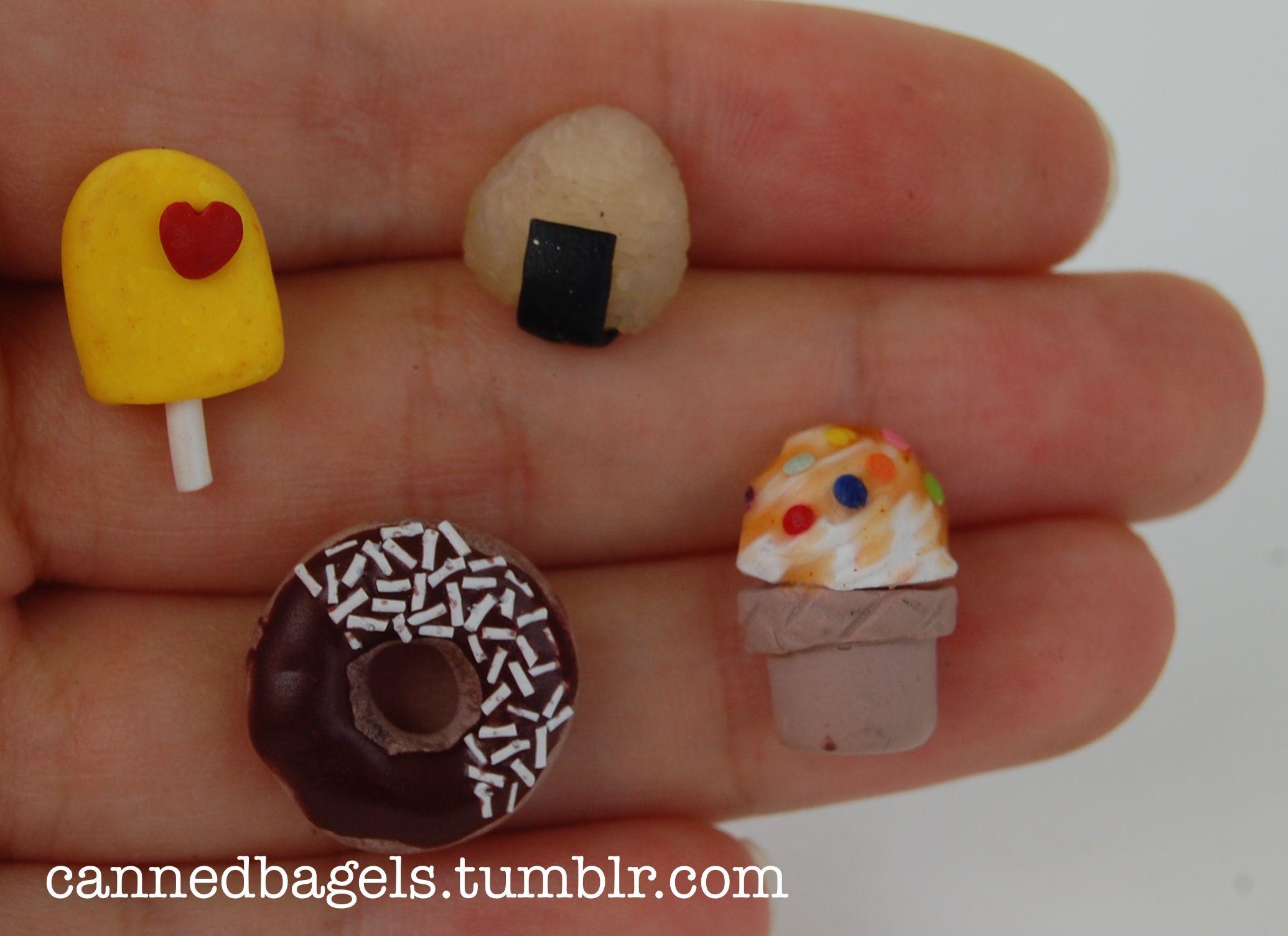 An assortment of random earrings by cannedbagels.tumblr.com, aka moi.