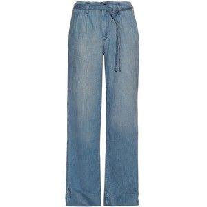 Current/Elliott The Paper Bag tie-waist jeans