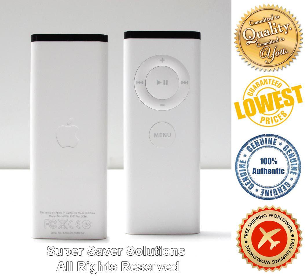 SALE BRAND NEW Apple TV Remote A1156 1st 2nd 3rd Gen Mac
