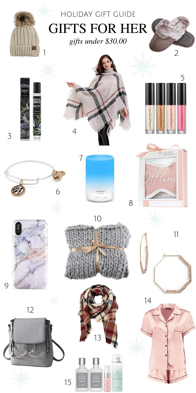 Blog gift guide 2019 christmas