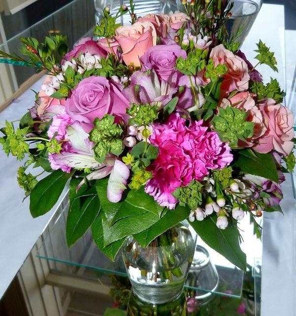 B13 - Crash our Wedding - Floral Expressions Inc - Janesville, WI Florist by Floral Expressions of Janesville, WI, via Flickr - http://floralexpressionsjanesville.com