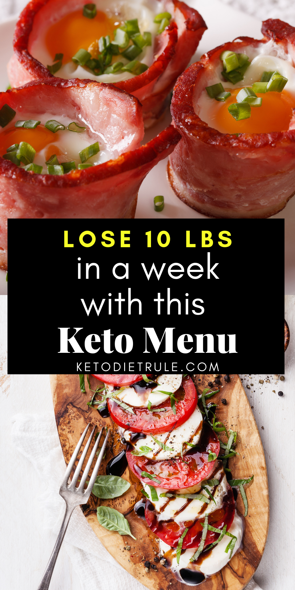 7 Day Keto Diet Plan For Weight Loss