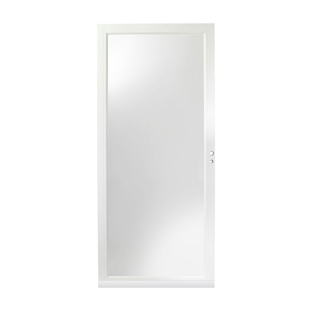 Andersen Double Pane Storm Door