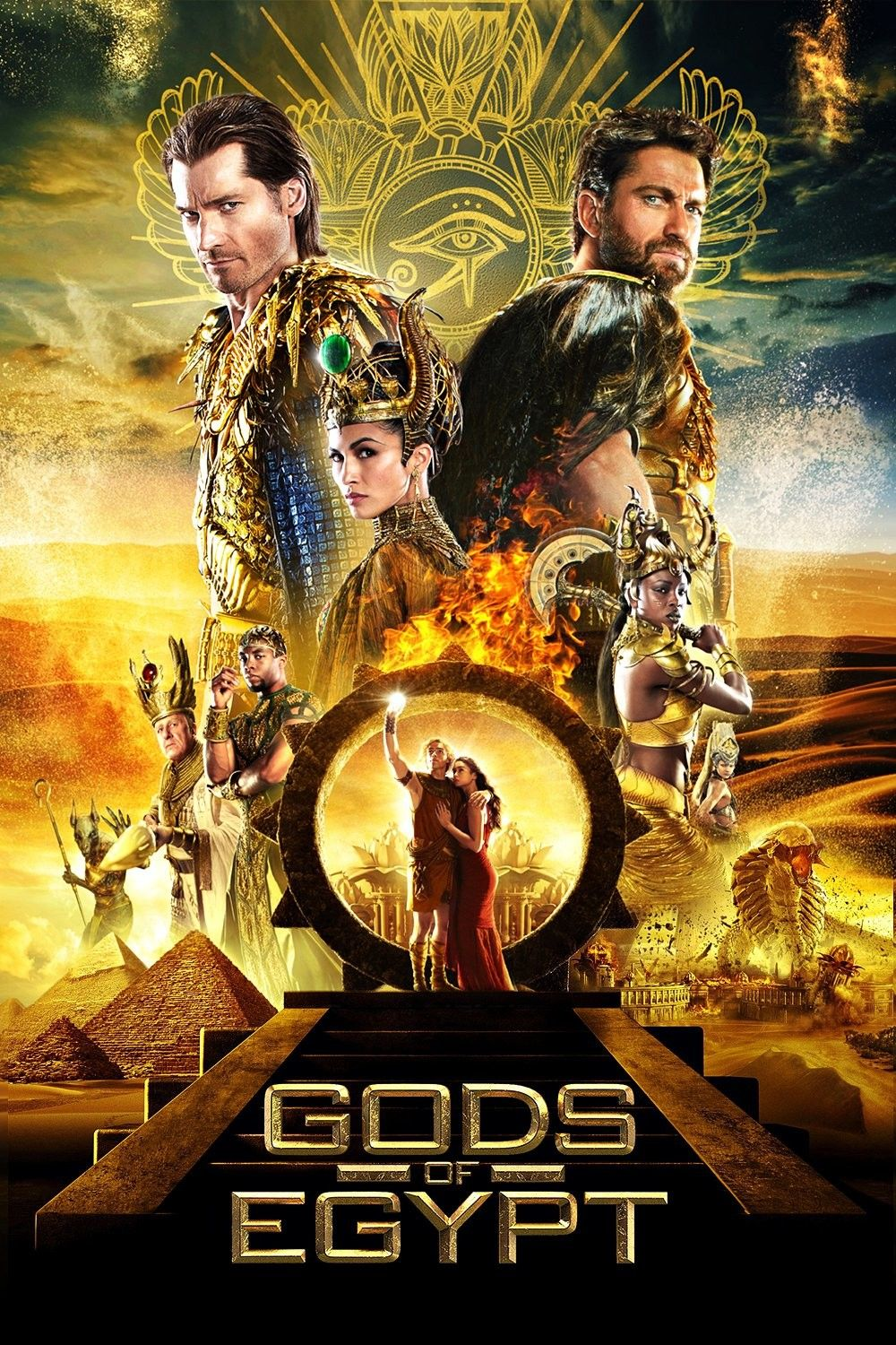 Gods Of Egypt Stream Deutsch Kostenlos