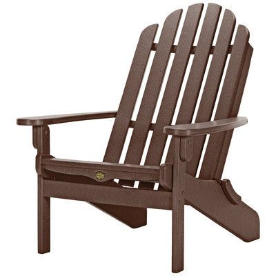 Darby Home Co Sharee Plastic Resin Folding Adirondack Chair