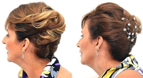 Penteados Para Senhoras Penteados Para Senhoras Penteados