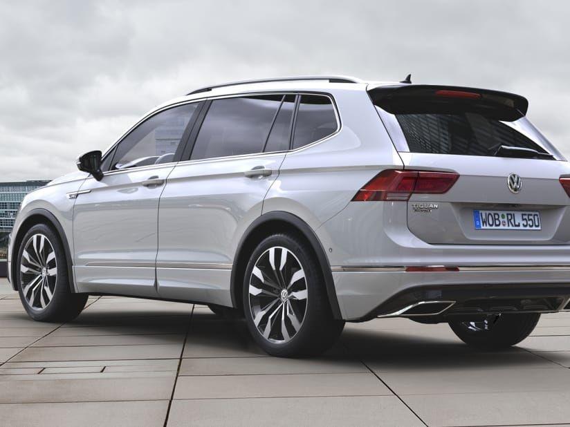 Volkswagen Tiguan Allspace In 2020 New Suv Volkswagen Daihatsu