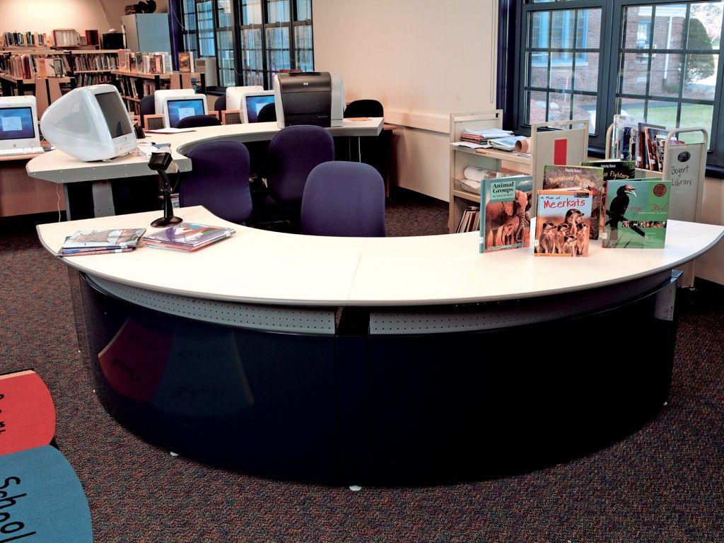 Circular Desk Low Enough For Kids