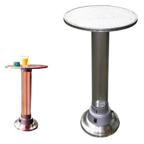 AZ Patio Heater Electric Pub Table With Built In Heater