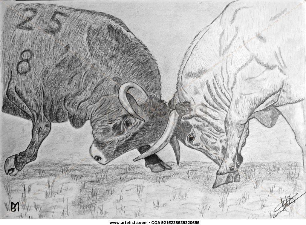 dibujos para colorear peleas de toro - Buscar con Google ...