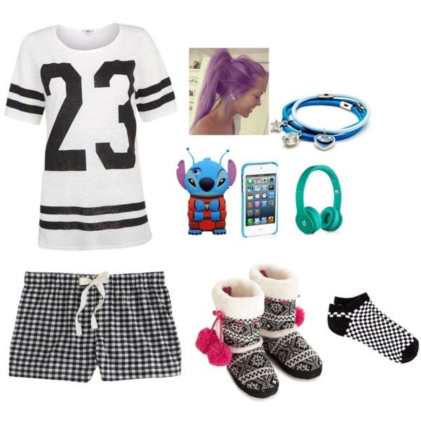 U0026quot;Summer pj outfitu0026quot; by heyimskyla on Polyvore | Clothes | Pinterest | Pj Outfit sets and Summer