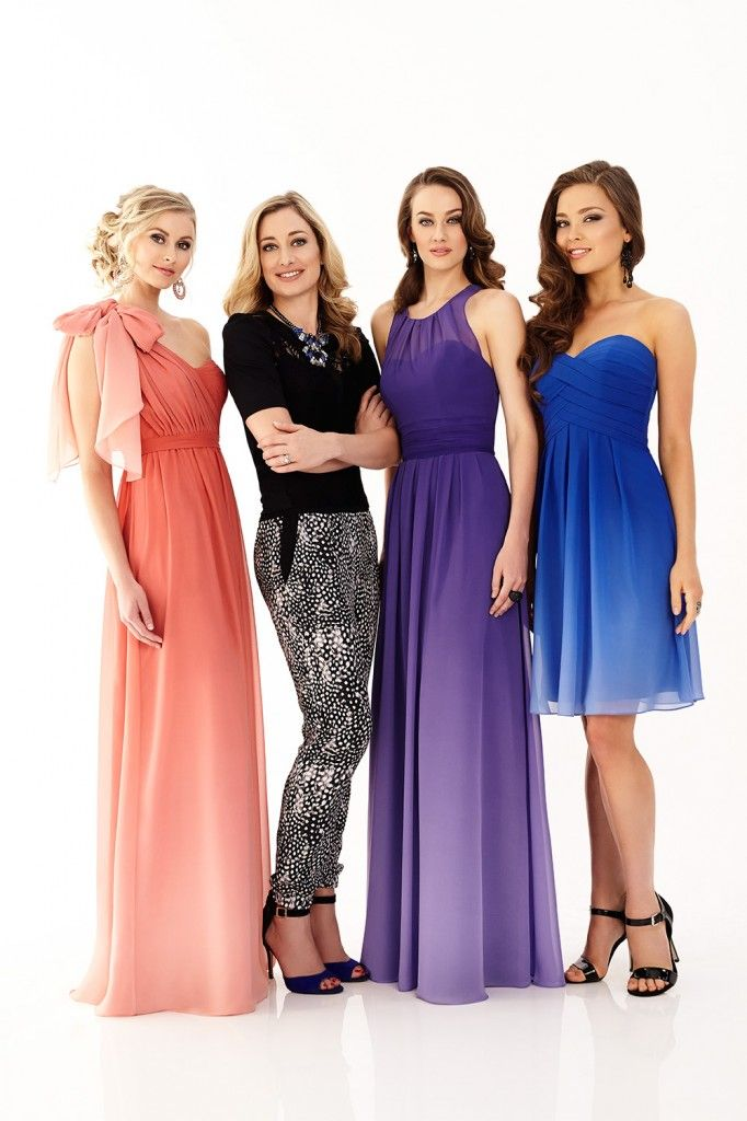 The Top 5 Hottest Trends in Bridesmaid Dresses