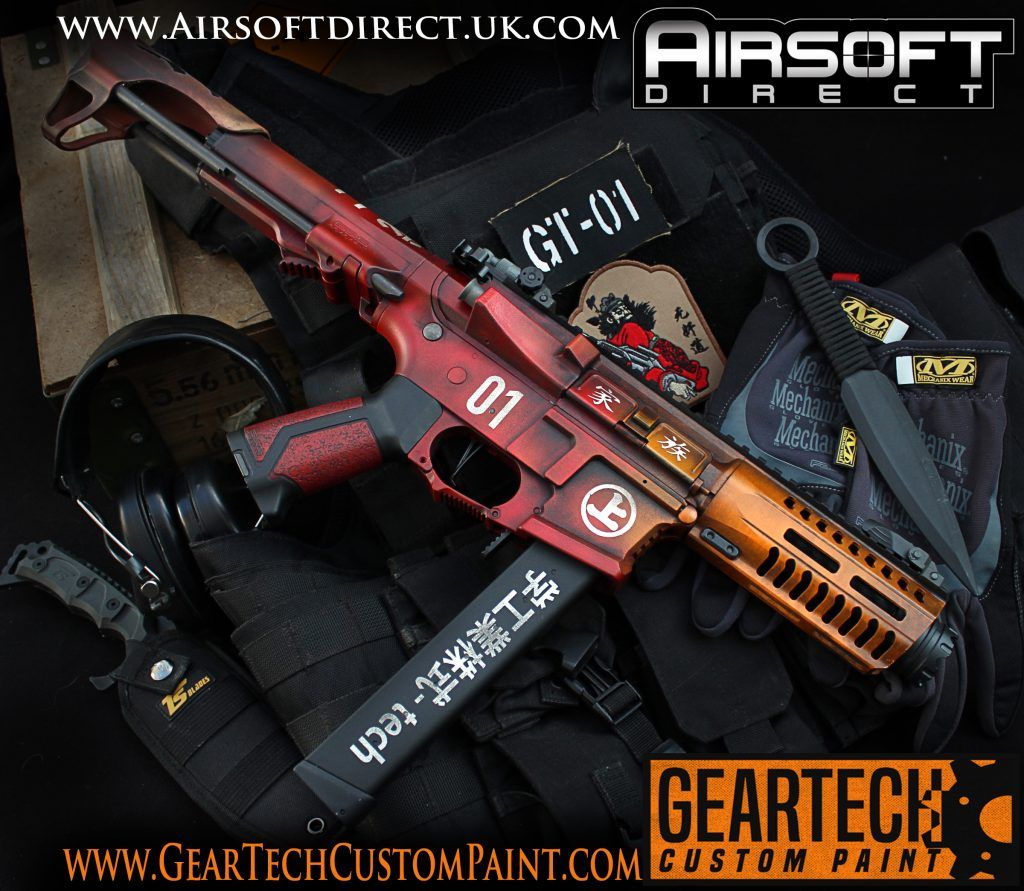Anime Airsoft Guns