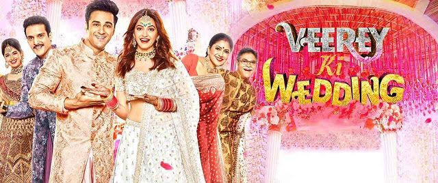 Image result for Veerey Ki Wedding (2018) Hindi Full Movie Watch Online HD Print Free Download