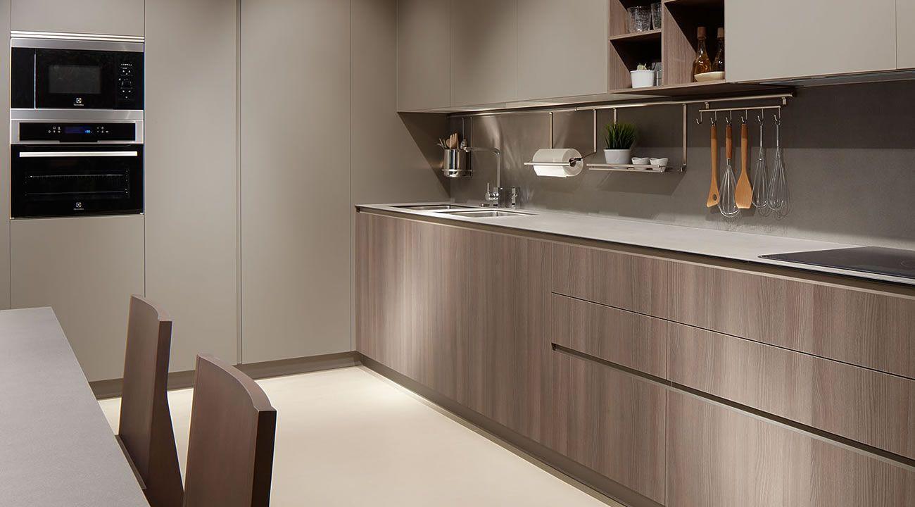Los muebles de cocina dica son diseñados y fabricados a medida con ...