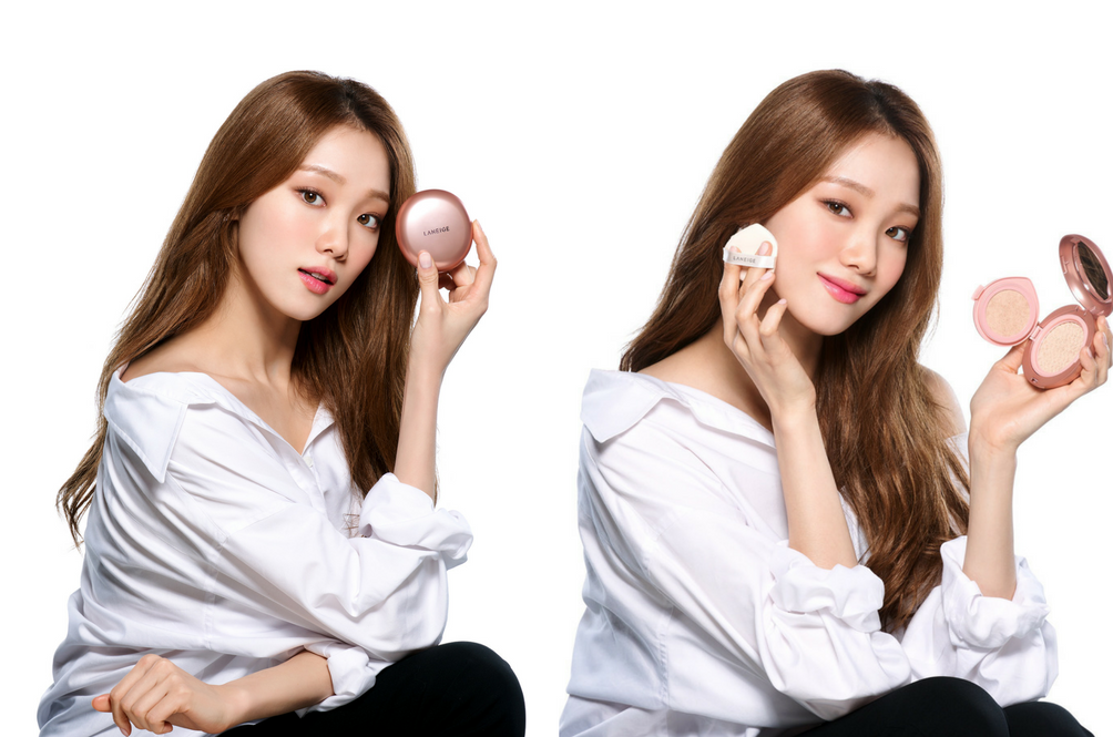 We Got Some Beauty Tips From Popular Korean Model Actress Lee Sung