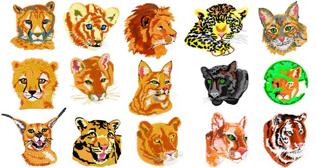Cat Embroidery Download Free Machine Embroidery Designs Machine