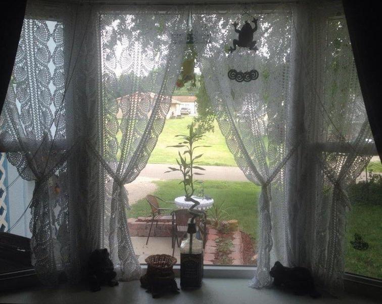 Pineapple Curtain Valance Tiebacks Curtain Valances