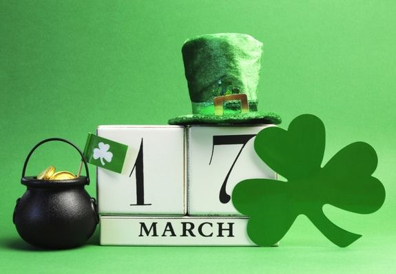 On the 17th March, St. Patrick's Day is celebrated in the USA. It is to commemorate the Irish Patron Saint, St. Patrick.