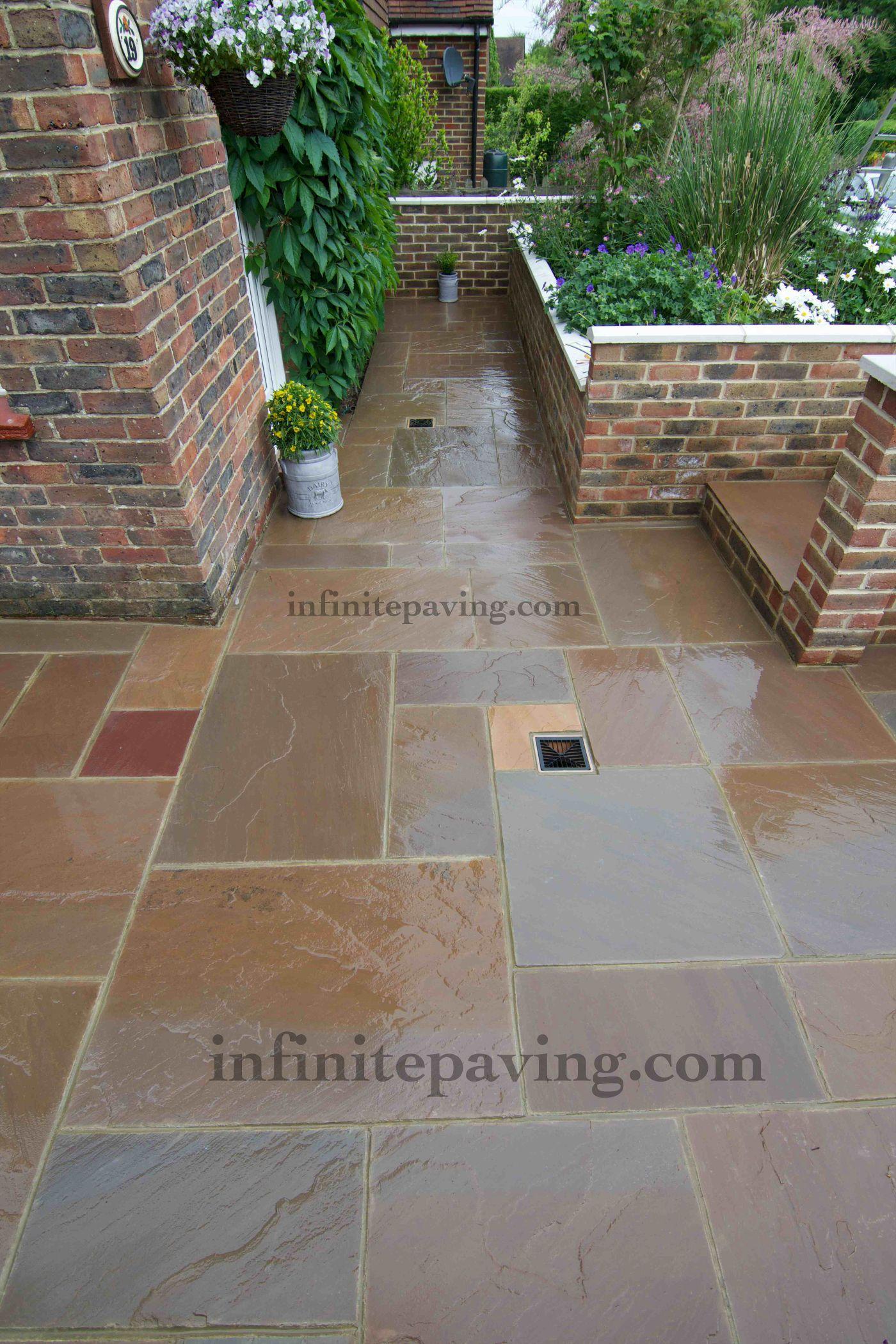 Infinitepaving high quality natural stone paving, Indian